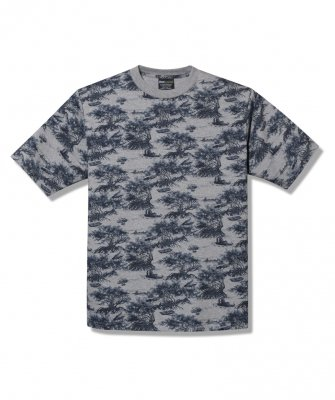 -BackChannel-SWAMP FULL PRINT T