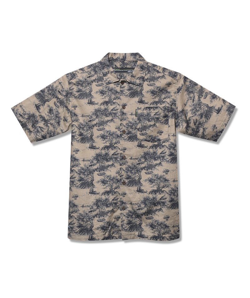 -BackChannel-SWAMP H/S SHIRT