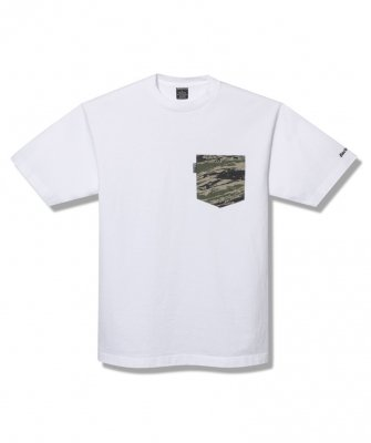 -Back Channel-GHOSTLION CAMO POCKET T