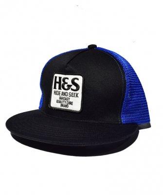-Hide&Seek-  H&S 2Tone Mesh CAP