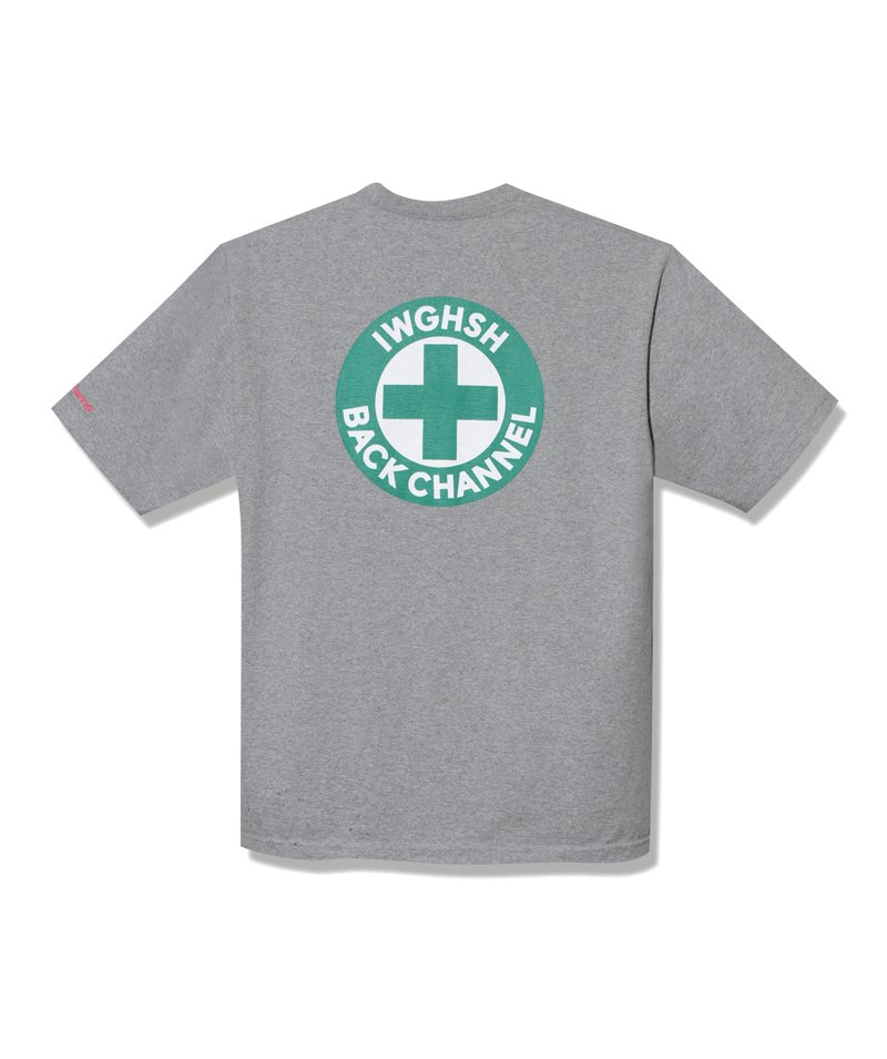 -Back Channel- MEDICAL LOGO T