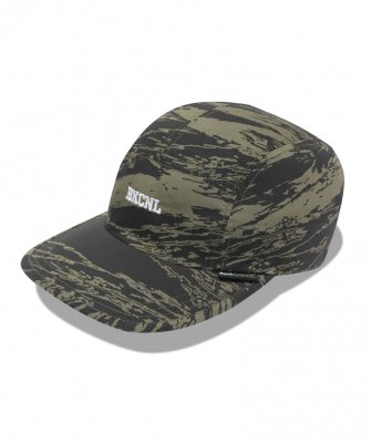 -BackChannel-GHOSTLION CAMO JET CAP (19SS)