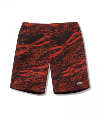 -BackChannel-GHOSTLION CAMO OUTDOOR SHORTS (19SS)