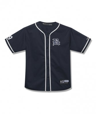 -BackChannel-COOLMAX BASEBALL SHIRT
