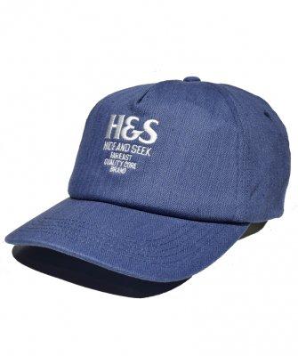 -Hide&Seek-  Herringbone CAP