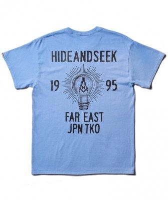 -Hide&Seek-  Light bulb S/S Tee