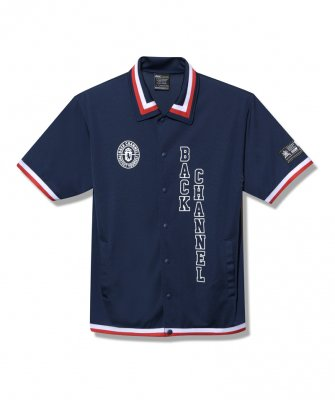 <img class='new_mark_img1' src='https://img.shop-pro.jp/img/new/icons14.gif' style='border:none;display:inline;margin:0px;padding:0px;width:auto;' />-Back Channel-SHOOTING SHIRT