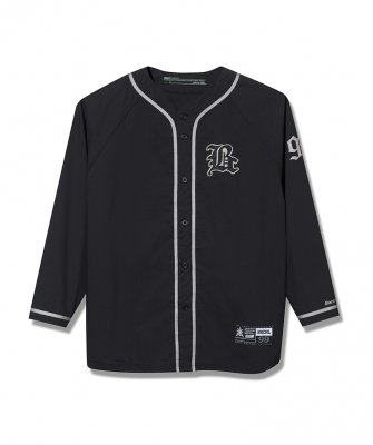 <img class='new_mark_img1' src='https://img.shop-pro.jp/img/new/icons24.gif' style='border:none;display:inline;margin:0px;padding:0px;width:auto;' />-Back Channel-COOLMAX BASEBALL L/S SHIRT