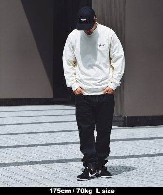 <img class='new_mark_img1' src='https://img.shop-pro.jp/img/new/icons14.gif' style='border:none;display:inline;margin:0px;padding:0px;width:auto;' />-Back Channel-DENIM JOGGER PANTS