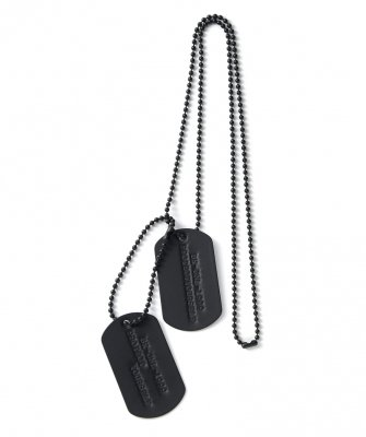 -Back Channel- DOG TAG