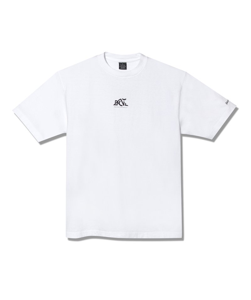 -Back Channel-MINI OUTDOOR LOGO T
