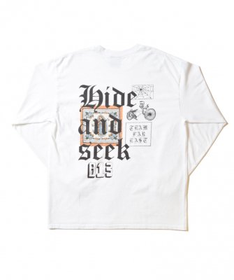 -Hide&Seek-  Chicano L/S Tee