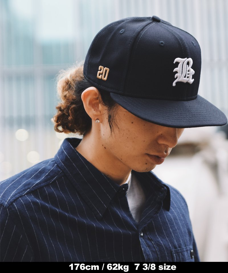 -Back Channel-Back Channel × New Era 59FIFTY CAP