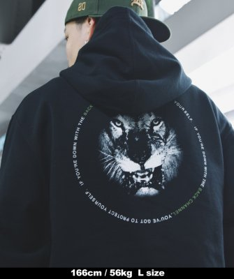 <img class='new_mark_img1' src='https://img.shop-pro.jp/img/new/icons50.gif' style='border:none;display:inline;margin:0px;padding:0px;width:auto;' />-Back Channel-BC LION PULLOVER PARKA