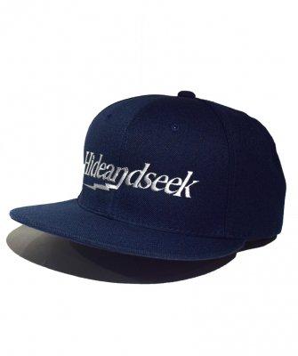 -Hide&Seek-Bolt Baseball CAP