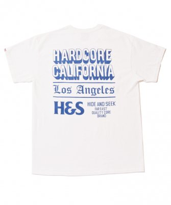 -Hide&Seek- HS Los Angeles S/S Tee