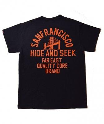 -Hide&Seek-  HS San Francisco S/S Tee