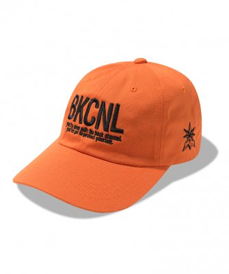 -Back Channel-BKCNL TWILL CAP