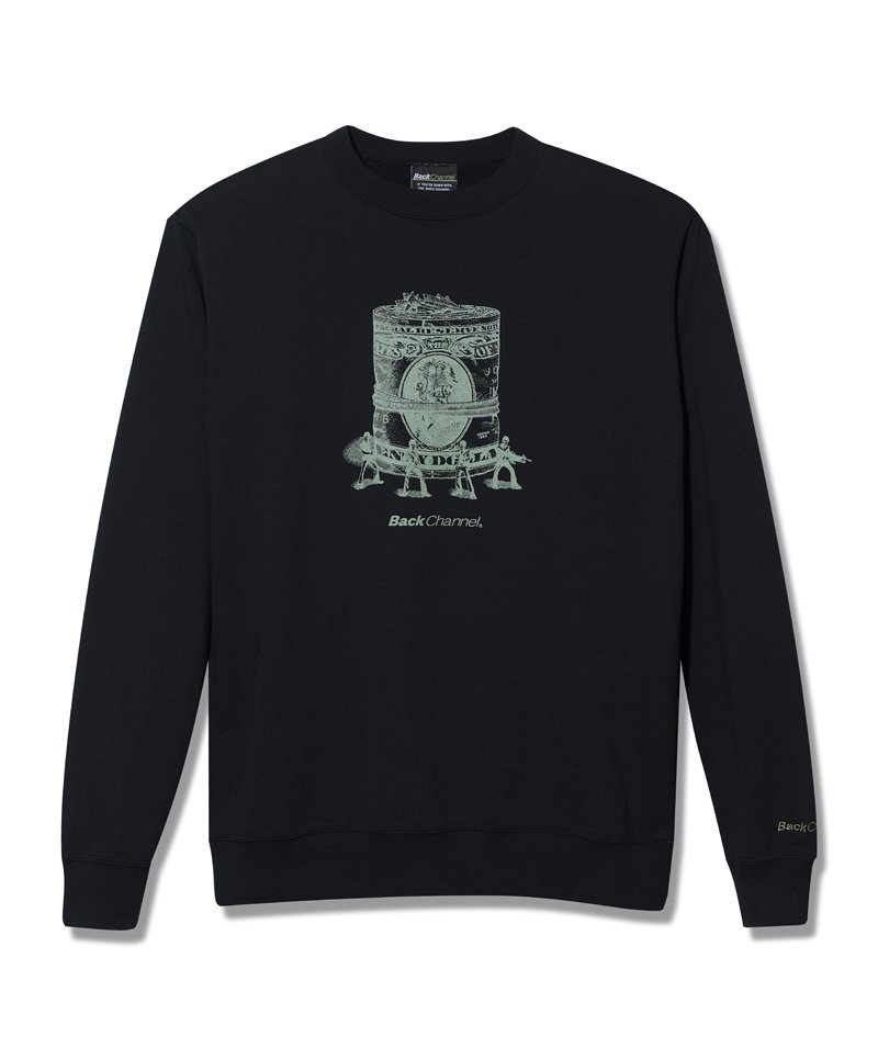 -Back Channel-MONEY CREW SWEAT