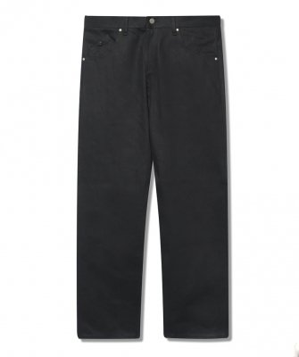 -BackChannel-NON WASH STRAIGHT DENIM