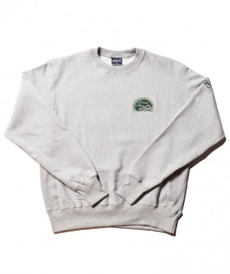 -PRILLMAL-CHILL MOUNT !! : CREW NECK SWEAT