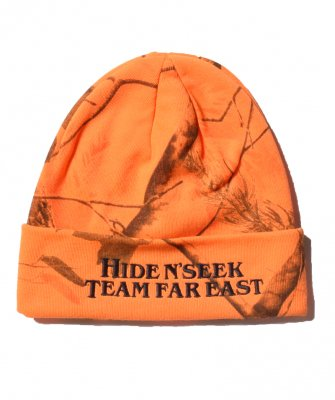 -Hide&Seek-  Real Tree Knit CAP