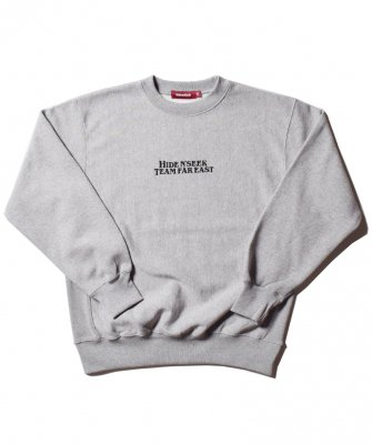 -Hide&Seek-  Team Far East Sweat Shirt