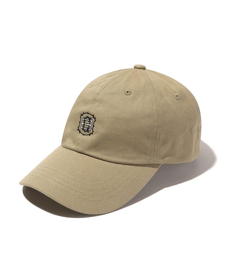 -Back Channel-LABEL TWILL CAP