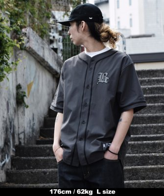 -BackChannel-BASEBALL SHIRT