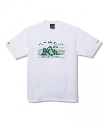 -Back Channel-Back Channel × Prillmal OUTDOOR LOGO T