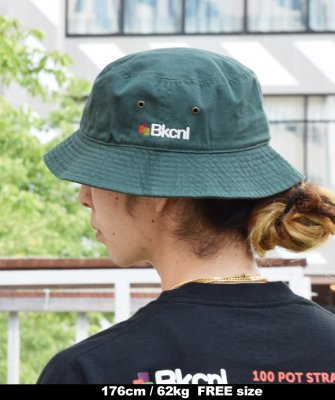 -Back Channel-BUCKET HAT