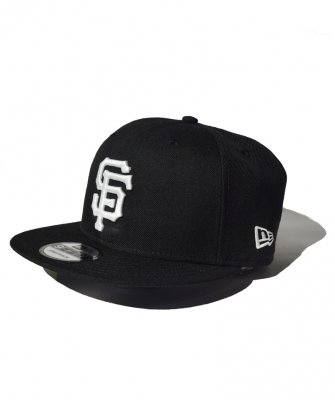 -Hide&Seek-NEW ERA San Francisco Giants CAP