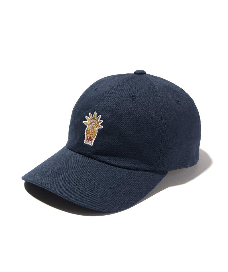 -Back Channel-BLANTESS TWILL CAP