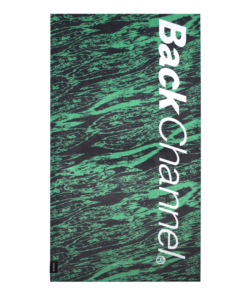 -Back Channel-SHOWER TOWEL