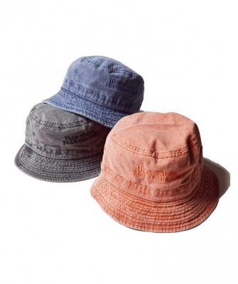 -Hide&Seek-Team Far East Bucket Hat