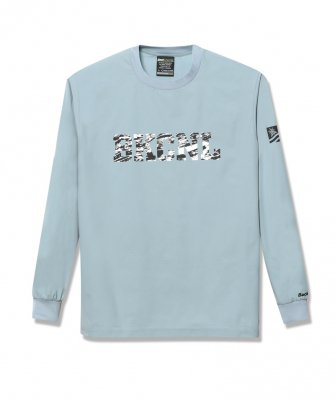 -BackChannel- WATER REPELLENT LONG SLEEVE T