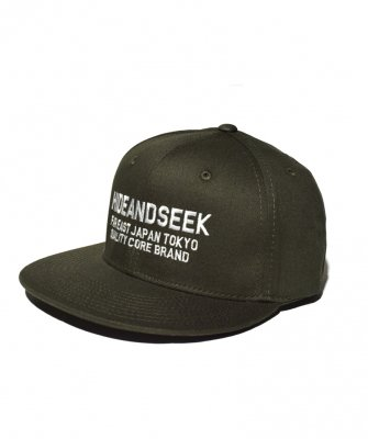 -Hide&Seek-Logo Baseball CAP