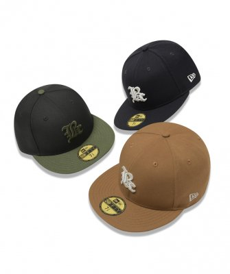 -Back Channel-Back Channel×New Era 59FIFTY CAP