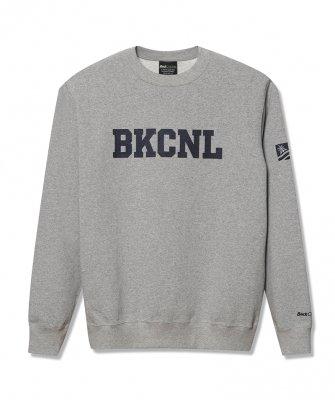-Back Channel-BKCNL CREW SWEAT