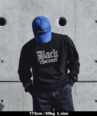 -Back Channel-WIDE LIGHT CREW SWEAT