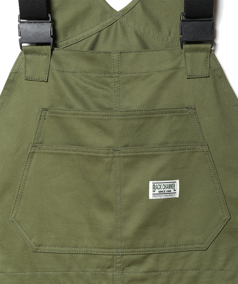-Back Channel-OVERALLS