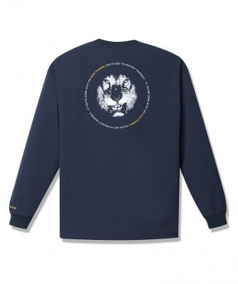 <img class='new_mark_img1' src='https://img.shop-pro.jp/img/new/icons50.gif' style='border:none;display:inline;margin:0px;padding:0px;width:auto;' />-Back Channel-WIDE STRETCH LIGHT LONG SLEEVE T