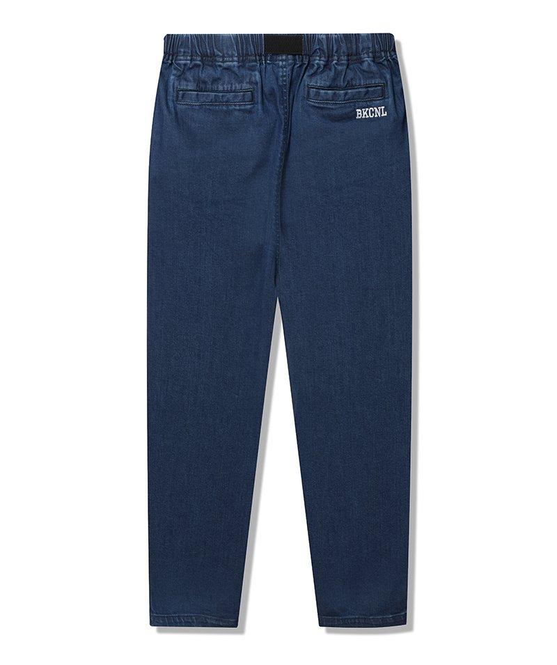 -Back Channel-DENIM FIELD PANTS