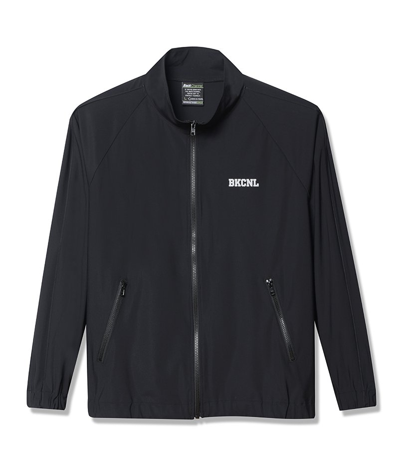 -Back Channel-COOL TOUCH TRACK JACKET