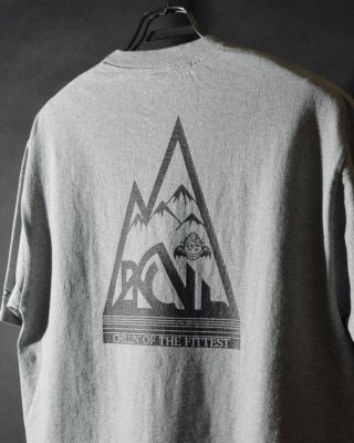 -Back Channel-Back Channel×Prillmal OUTDOOR LOGO T