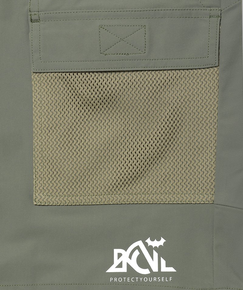 -Back Channel-COOL TOUCH FIELD SHORTS