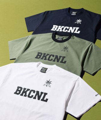 -Back Channel-WIDE STRETCH LIGHT T
