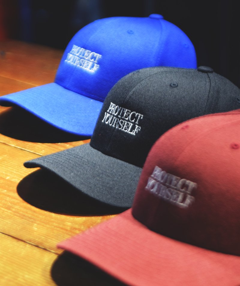 -Back Channel-PROTECT YOURSELF SNAPBACK