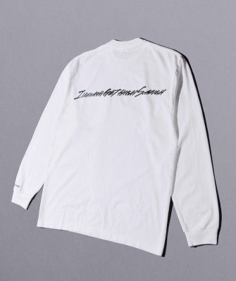 <img class='new_mark_img1' src='https://img.shop-pro.jp/img/new/icons14.gif' style='border:none;display:inline;margin:0px;padding:0px;width:auto;' />-Back Channel-POCKET LONG SLEEVE T
