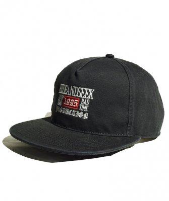 -Hide&Seek-Washed Trucker CAP